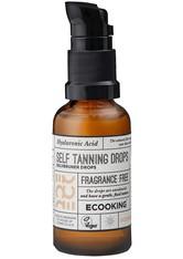 Ecooking Sonnenpflege Self Tanning Drops Selbstbräuner 30.0 ml