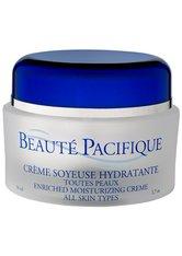 BEAUTÉ PACIFIQUE - Beauté Pacifique Mouisturizing Creme All Skin 50 ml - TAGESPFLEGE