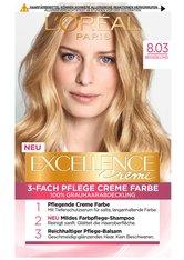 L'Oréal Paris Excellence Crème 8.03 Beigeblond Coloration 1 Stk. Haarfarbe