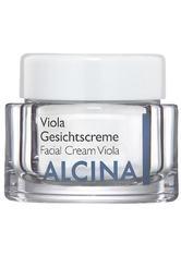Alcina Produkte Viola Gesichtscreme Getönte Tagespflege 50.0 ml