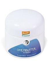 Martina Gebhardt Naturkosmetik Produkte Sheabutter - Cream 50ml  50.0 ml