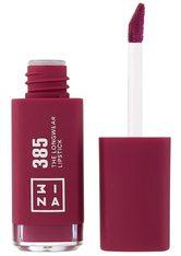 3INA Longwear Lipstick  Liquid Lipstick 7 ml Nr. 385
