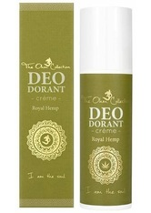 THE OHM COLLECTION - The Ohm Collection Produkte Deo Creme - Royal Hemp 50ml Deodorant Creme 50.0 ml - DEODORANTS