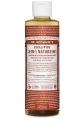 Dr. Bronner's Produkte Eukalyptus - 18in1 Naturseife 240ml Seife 240.0 ml