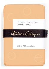 Atelier Cologne Collection Joie de Vivre Orange Sanguine Savon - Seife 200 g