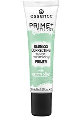 Essence Teint Make-up Prime+ Studio Redness Correcting + Pore Minimizing Primer 30 ml