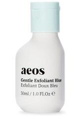 Aeos Gesichtspflege Gentle Exfoliant Blue Gesichtspeeling 30.0 ml