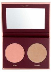 Wander Beauty Produkte Trip for Two Blush & Bronzer Duo Puder 8.0 g