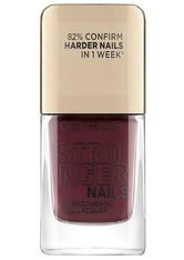 Catrice Stronger Nails Strengthening Nail Lacquer Nagellack  10.5 ml Powerful Red