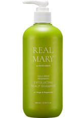 Rated Green Produkte Real Mary Exfoliating Scalp Shampoo Haarshampoo 400.0 ml