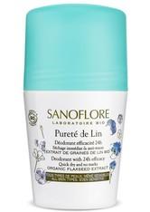 Sanoflore Produkte SANOFLORE Deo Purete Deodorant 50.0 ml
