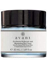 Avant Skincare Age Radiance Age Radiance Pro-Intense Hyaluronic Acid Illuminating Day Cream Gesichtscreme 50.0 ml
