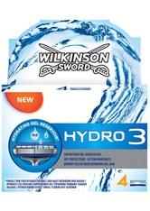 Wilkinson Hydro Hydro 3 Rasierklingen für Herren Rasierer Rasiergel 1.0 pieces