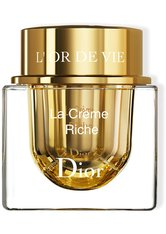 DIOR L'Or de Vie L'Or de Vie La Crème riche Gesichtscreme 50.0 ml