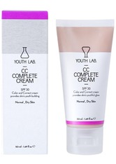 YOUTH LAB. Gesichtspflege CC Complete Cream SPF 30 Normal_Dry Skin CC Cream 50.0 ml
