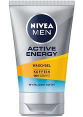 Nivea Pflege Active Energy Gesichtspflege Waschgel Gesichtsreinigung 100.0 ml