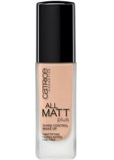 Catrice Teint Make-up All Matt Plus Shine Control Make Up Nr. 015 Vanilla Beige 30 ml