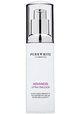 Pure White Cosmetics Gesichtspflege Advanced Lifting Emulsion Gesichtscreme 40.0 ml