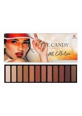 INVOGUE Produkte Eye Candy - Hot 12 Colour Eye Shadow Palette Lidschatten 1.0 pieces
