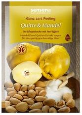 Sensena Produkte Ganz zart Peeling - Quitte & Mandel 80g Badezusatz 80.0 g