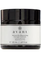 Avant Skincare Gesichtspflege Avant Bio Activ+ Advanced Bio Regenerating Overnight Treatment Nachtcreme 50.0 ml