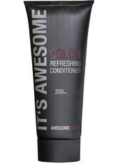 Sexy Hair Awesome Colors Haarpflege Color Refreshing Conditioner Truffle 500 ml