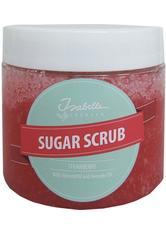 Village Pflege Körperpflege Isabelle Laurier Sugar Scrub Strawberry 500 g