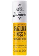 SOL DE JANEIRO - Sol de Janeiro Brazilian Kiss Cupuaçu Lip Butter 6.2g - LIPPENBALSAM