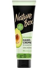 Nature Box Körperpflege Pflegende Handcreme Creme 75.0 ml