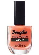 DOUGLAS COLLECTION - Douglas Collection Nagellack Glow Coral Seashell Nagellack 10.0 ml - NAGELLACK