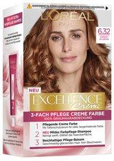 L'Oréal Paris Excellence Crème 6.32 Sonniges Hellbraun Coloration 1 Stk. Haarfarbe