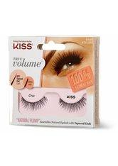 KISS Produkte KISS Kiss True Volume Lash - Chic Künstliche Wimpern 1.0 pieces