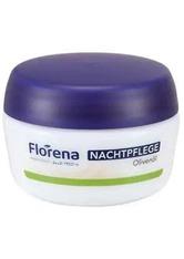 Florena Pflege Nachtpflege Olivenöl Gesichtspflege 50.0 ml