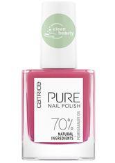 Catrice Pure Nail Polish  Nagellack 10 ml Ethereal