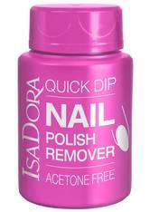 Isadora Quick Dip Nail Polish Remover Nagellackentferner 50.0 ml