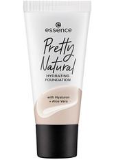 essence Pretty Natural Hydrating Flüssige Foundation 30 ml NR. 40 - NEUTRAL VANILLA