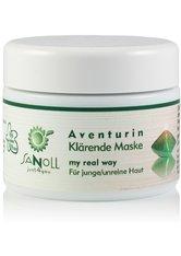 Sanoll Produkte Aventurin - Maske 30ml Anti-Akne Pflege 30.0 ml