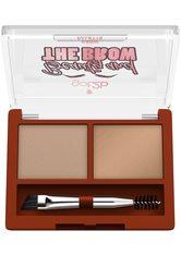 got2b Augen Beauty Aand The Brow Brow Powder Palette Medium Brown Augenbrauenpuder 3.0 g