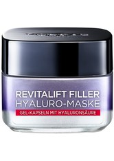 L'ORÉAL PARIS Gesichtsmaske »RevitaLift Filler«, Gel-Kapseln mit hochkonzentrierter Hyaluronsäure