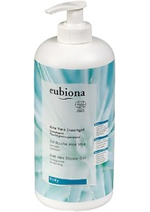 EUBIONA - Eubiona Produkte Aloe Vera Granatapfel - Duschgel 500ml Duschgel 500.0 ml - DUSCHPFLEGE