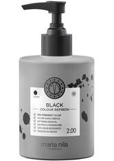 Maria Nila Colour Refresh Black 2.00 Haarfarbe 300.0 ml