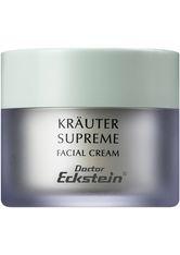 Doctor Eckstein Cremes Kräuter Supreme Gesichtscreme 50.0 ml