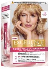 L'Oréal Paris Excellence Crème 8 Blond Coloration 1 Stk. Haarfarbe