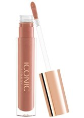 ICONIC London Lip Plumping Gloss 5ml (Various Shades) - Nearly Nude