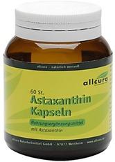 allcura Naturheilmittel Produkte Astaxanthin Kapseln Nahrungsergänzungsmittel 60.0 pieces
