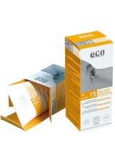 Eco Cosmetics Produkte Sonnencreme - LSF15 75ml Sonnencreme 75.0 ml