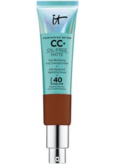 IT COSMETICS - IT Cosmetics Foundation Deep CC Cream 32.0 ml - BB - CC CREAM
