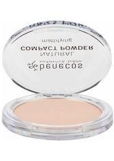 benecos Puder Natural Compact Powder - Porcelain 9g Puder 9.0 g