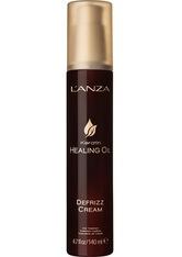 Lanza Keratin Healing Oil Defrizz Cream 140 ml Stylingcreme