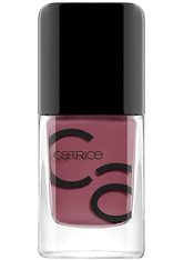 Catrice ICONAILS Gel Lacquer Nagellack 10.5 ml ROSEWOOD & CHILL